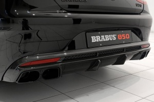BRABUS巴博斯 S级Biturbo_Coupe图片