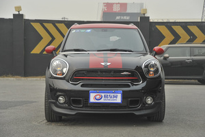 MINI COUNTRYMAN JCW 正车头