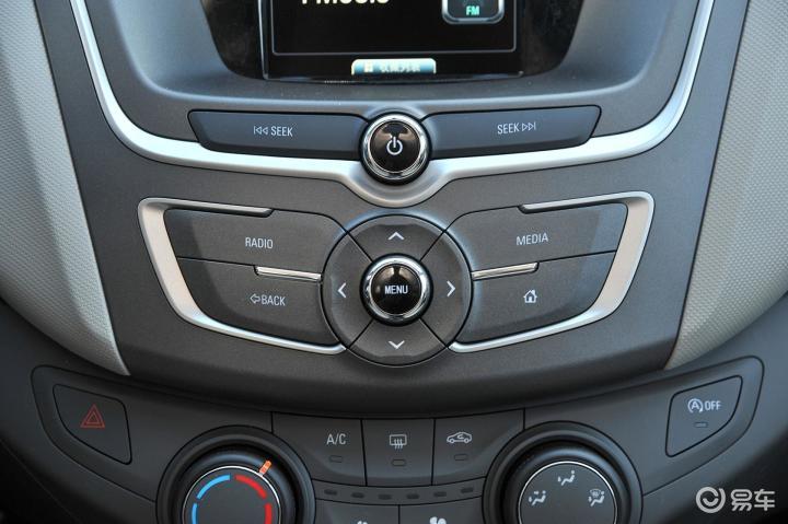 > 雪佛兰赛欧3中控台音响控制键图片