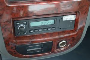 长安新豹2 中控台音响控制键