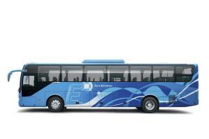 E12纯电动城市客车图片