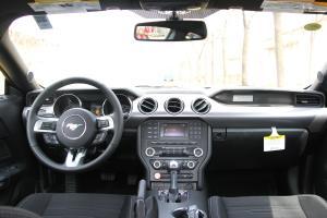 福特Mustang内饰