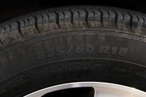 CR-V轮胎规格