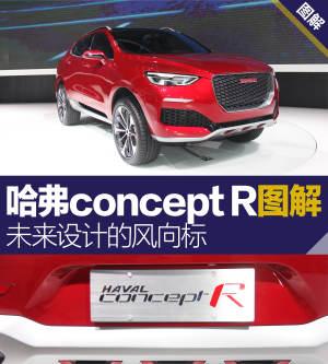 哈弗concept R哈弗concept R图片
