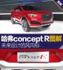哈弗concept R图片