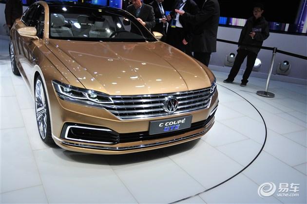 上海大众全新C级车9月首发 12月引入国内
