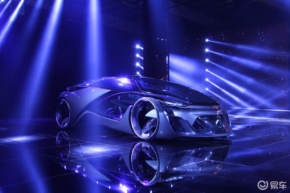2015上海车展看新车:雪佛兰FNR