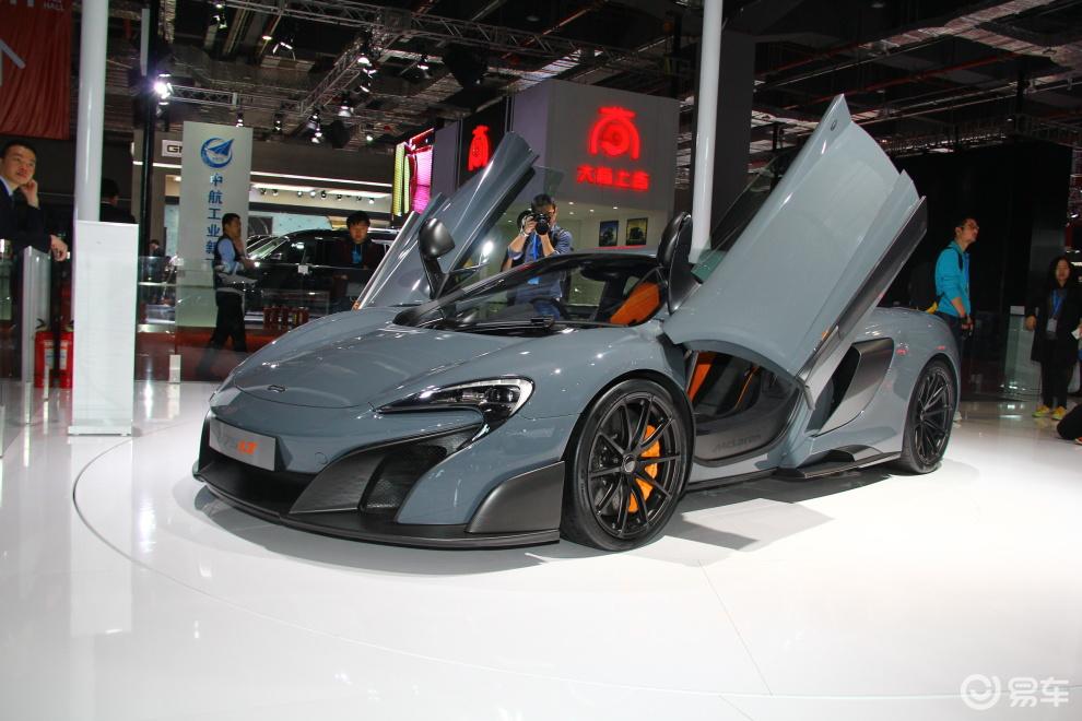 2015上海车展看新车:迈凯伦675LT