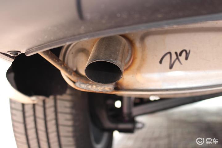 北汽绅宝D50排气管 排气管装饰罩 新款绅宝D50排气管 排气管装饰罩 高清图片
