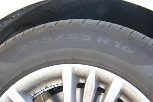 进口宝马X6 M 轮胎规格