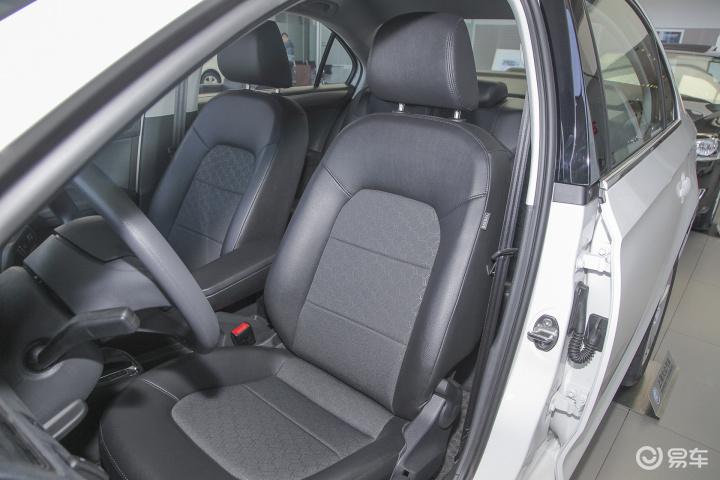 大众桑塔纳·尚纳驾驶员座椅