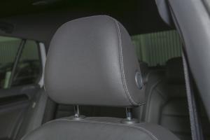 Golf R驾驶员头枕图片