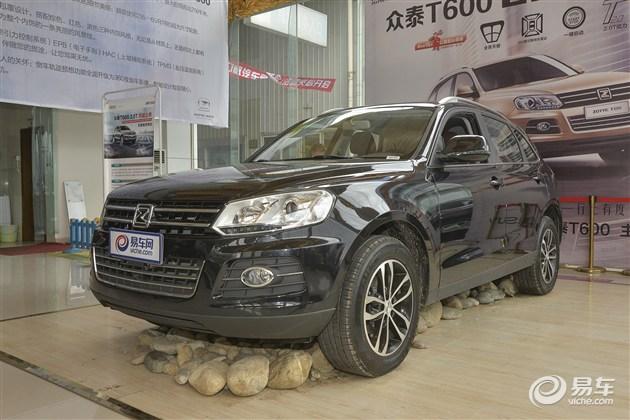 众泰T600 2.0T将推新车型 或低于10万元
