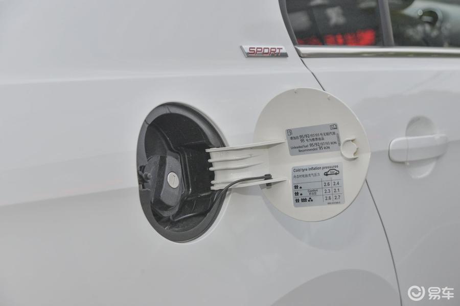 【捷达2015款1.4T 自动Sportline油箱盖汽车图片-汽车图片大全】-易车高清图片