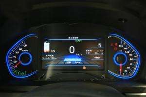 北汽EV系列仪表盘背光显示图片