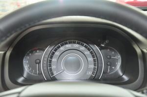 CR-V仪表盘