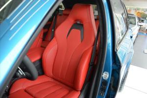 进口宝马X5 M 驾驶员座椅