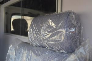 金旅海狮驾驶员头枕图片