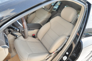 奔驰GL级(进口)驾驶员座椅图片