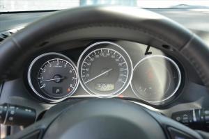 马自达CX-5仪表盘图片
