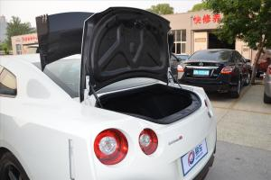 进口日产GT-R 行李厢开口范围