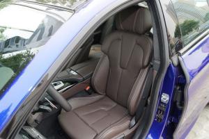 进口宝马M6 驾驶员座椅