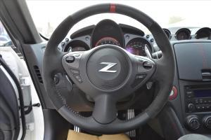 进口日产370Z 方向盘