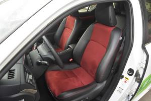 雷克萨斯CT驾驶员座椅图片