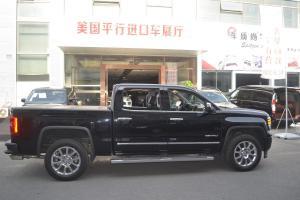 SIERRA 正侧(车头向右)