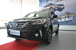 广汽传祺 传祺GS4 2015款 1.3T 双离合 200T精英版