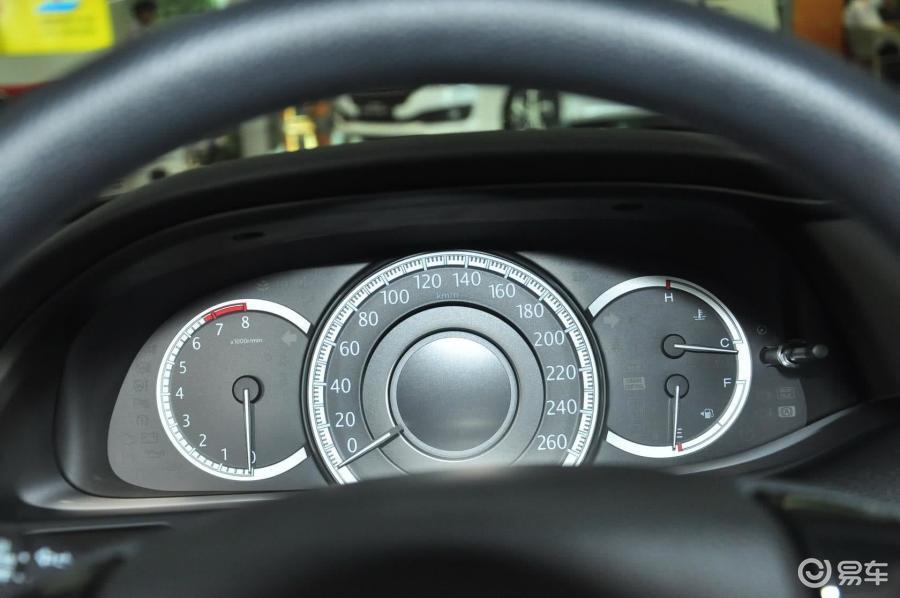 【雅阁2015款2.0LLX舒适版仪表汽车图片-汽艾瑞泽5小保换机油图片