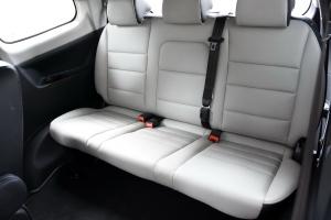 风行S500 后排座椅