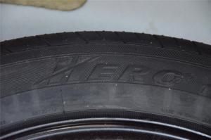 利亚纳A6两厢              备胎品牌