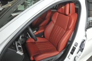 进口宝马M5 驾驶员座椅