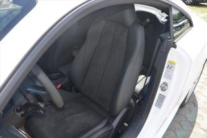 进口奥迪TT 驾驶员座椅