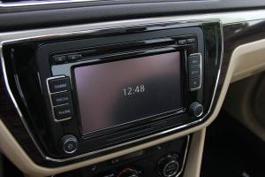 朗逸中控台空调控制键