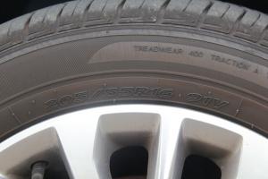 朗逸轮胎规格