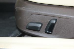 朗逸座椅调节键