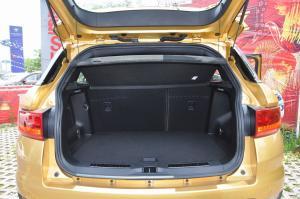X7行李箱空间