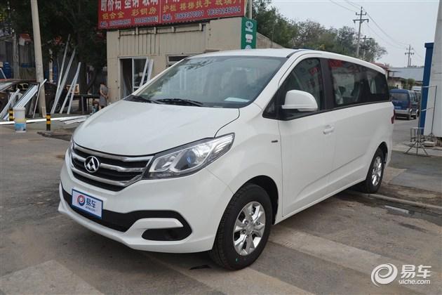 大通G10新车型上市 售18.18万-19.58万元