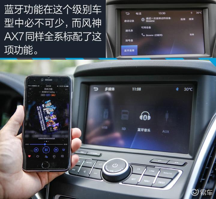 东风风神AX72014款 2.3L 至尊型AT 新款东风风神AX72014款 2.3L 至高清图片