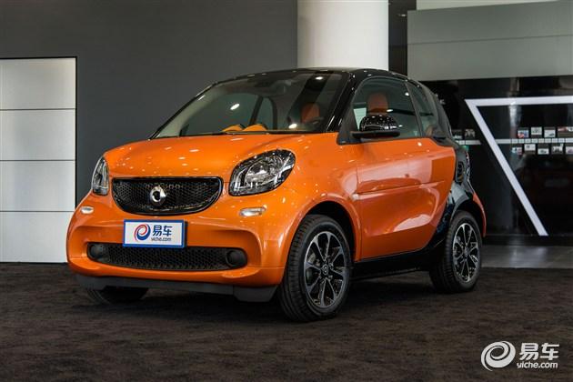 smart fortwo将推66kW车型 配0.9T发动机