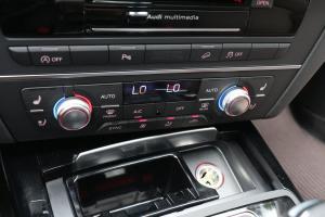 进口奥迪A6 中控台空调控制键
