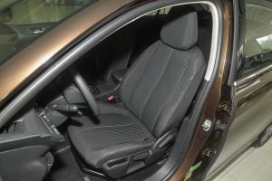 标致408驾驶员座椅图片