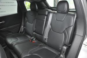 自由光(进口)后排座椅图片