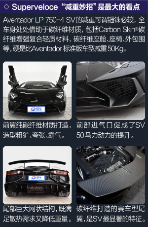 Aventador兰博基尼Aventador LP750-4 SV 图片