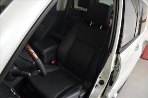 进口三菱帕杰罗 驾驶员座椅
