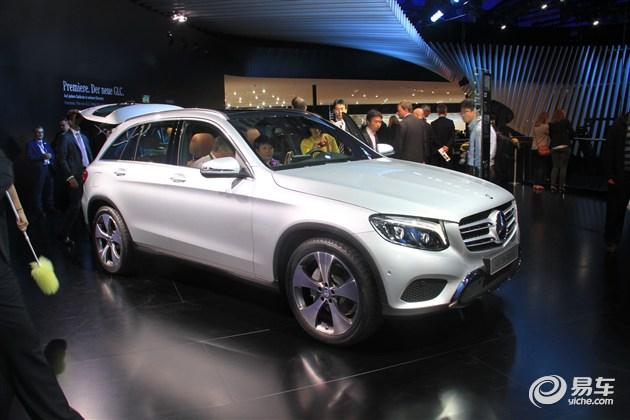北京奔驰GLC或推5款车型 入门版配置丰富