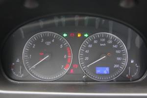 昌河M50仪表盘背光显示图片