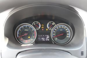 天语SX4两厢仪表盘背光显示图片
